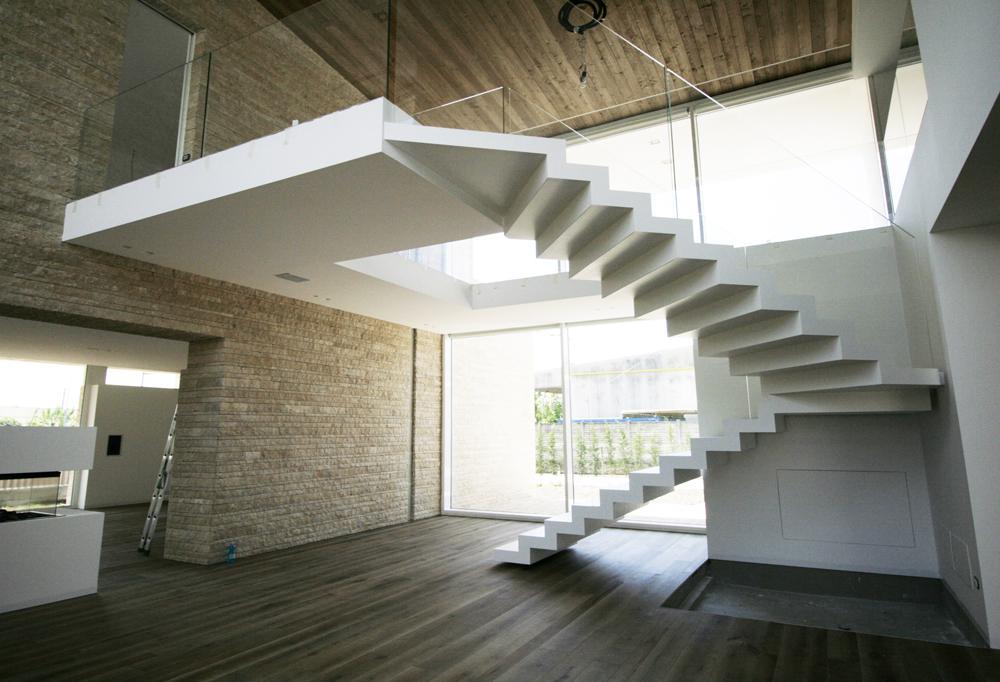 Scale per interni su misura palladio scale srl - Scale di design ...