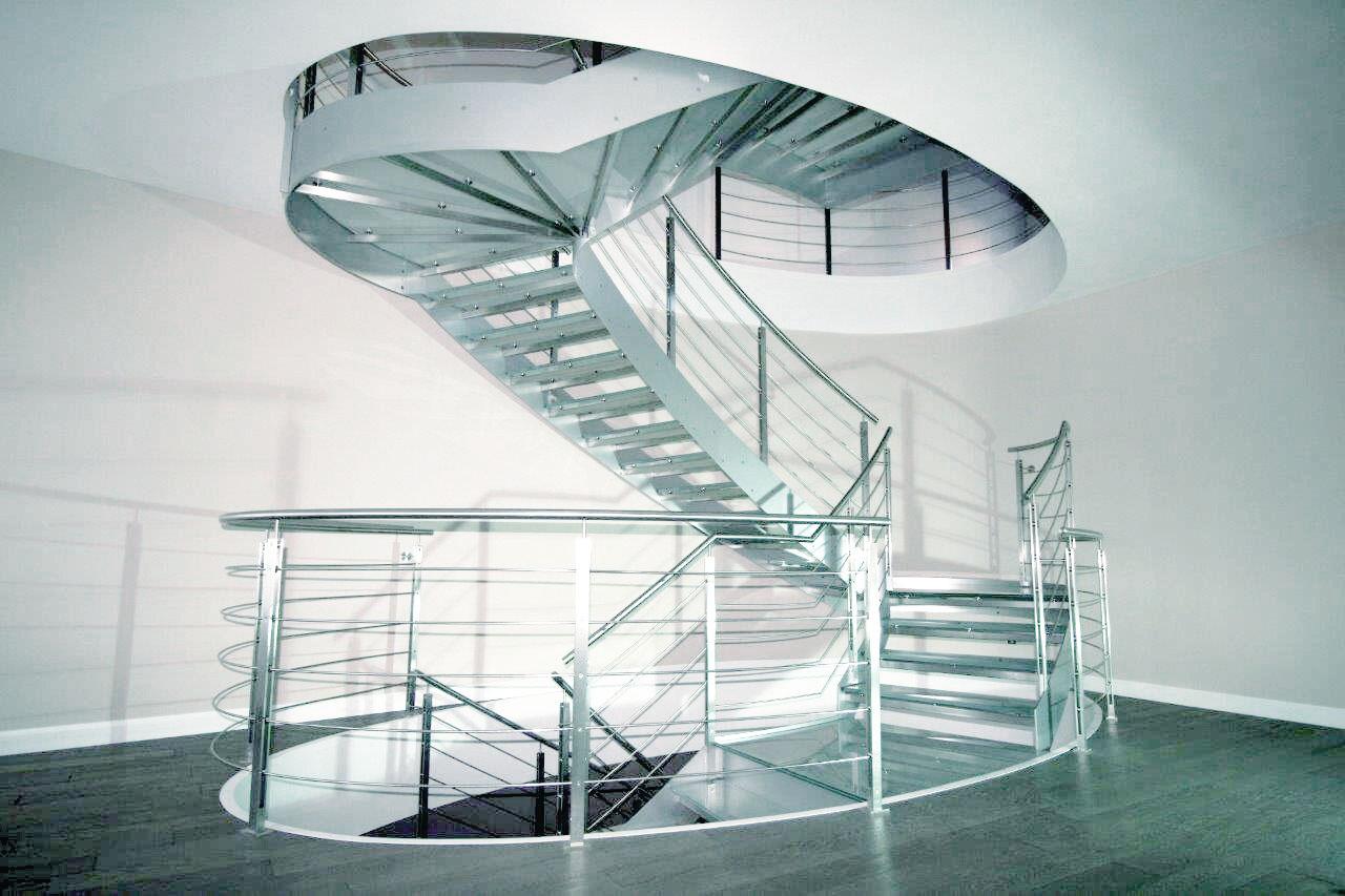 Progettazione Scale Normativa : Come realizzare scale interne