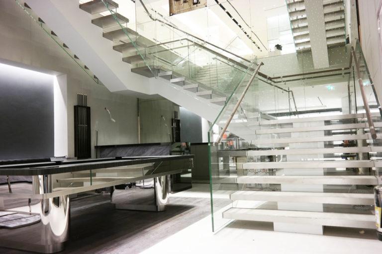 Scale moderne stile e personalità per la tua casa