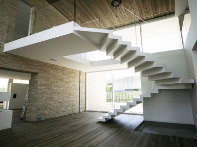 Scale di Design moderno